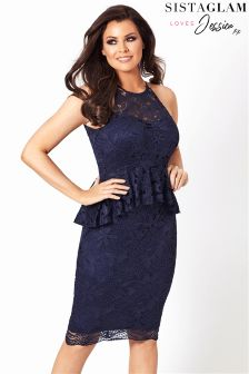 Jessica Wright Lace Dress