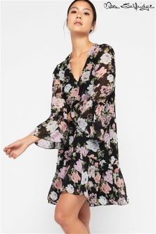 Miss Selfridge Print Dress