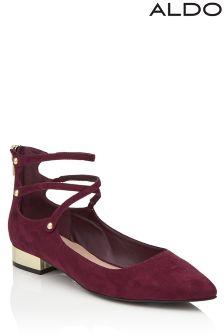 Aldo Pointed Ballerina Shoes