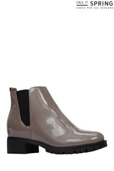 Call It Spring Ladies Lug Sole Chelsea Boot