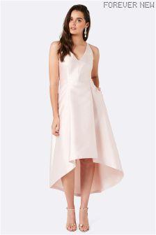 Forever New Fleur High Low Skirt Dress
