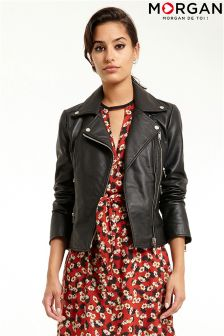 Morgan Leather Jacket