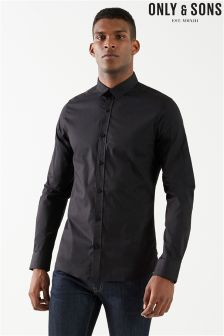 Only & Sons Collared Shirt