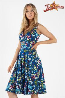 Платье с цветочным рисунком Joe Browns