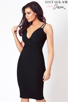 Jessica Wright Ruched Cami Dress