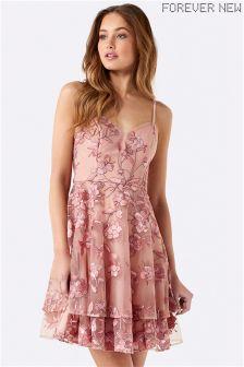 Sukienka balowa Forever New z haftami
