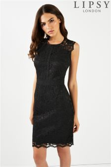 Lipsy All Over Lace Dress