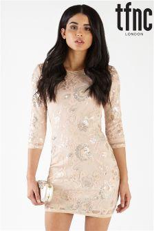tfnc Sequin Mini Dress
