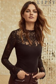 Lipsy Embroidered Lace Body
