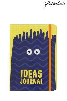 Paperchase Bodo Modo A6 Ideas Journal