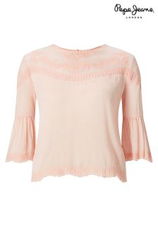 Pepe Jeans Lace Blouse