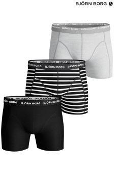 Bjorn Borg Stripe Sammy Shorts