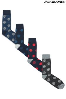 Jack & Jones Spotty Socks