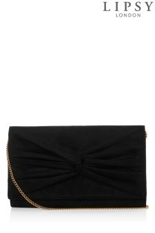 Lipsy Twist Knot Clutch Bag