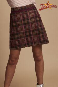 Joe Browns Winter Warmer Check Skirt