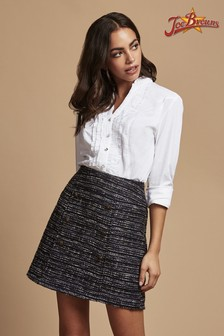 Joe Browns Ruffle Shirt