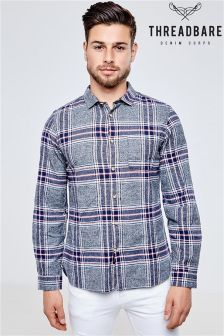 Threadbare Check Shirt