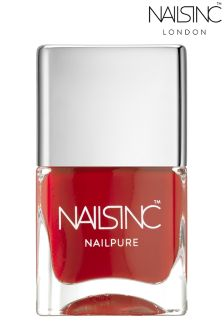 Nails Inc Nail Pure 6 Free Tate Nail Polish