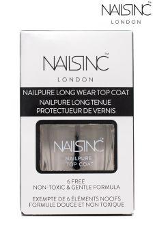 Nails Inc 6 Free Nailpure Top Coat