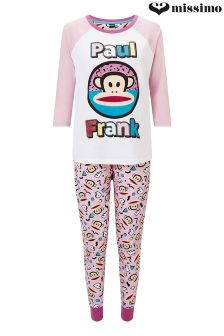 Missimo Paul Frank Ladies Pyjama Set