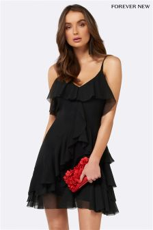 Forever New Petite Ruffle Cami Dress