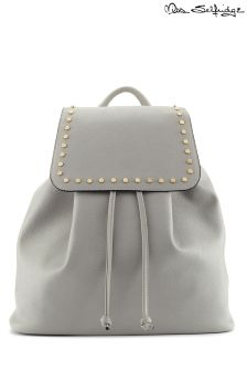 Miss Selfridge Studded Backpack