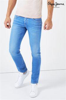 Pepe Jeans Straight Leg Jeans
