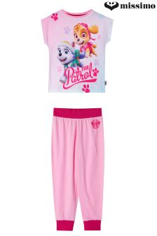 Пижамный комплект Missimo Girls Patrol