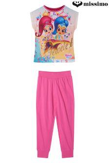 Пижамный комплект Missimo Girls Shimmer & Shine