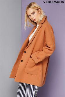 Vero Moda Square Pockets Coat