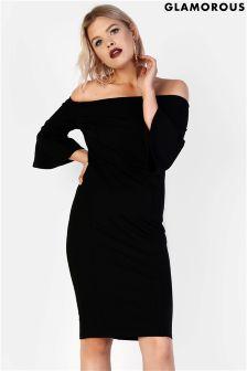 Glamorous Bardot Bodycon Dress