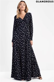 Glamorous Floral Maxi Dress
