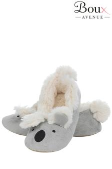 Boux Avenue Koala Slippers