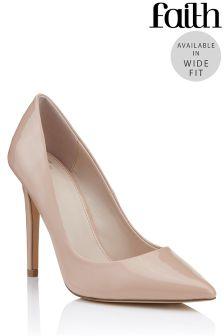 Faith Chloe Basic Court Shoes