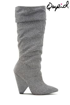 Qupid Slouch Stretch Boots