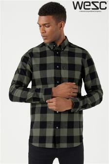 WESC Check Shirt