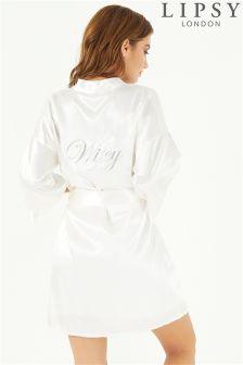 Lipsy Wifey Robe
