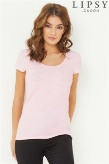 Lipsy Bridesmaid Tee