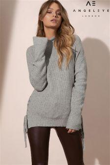 Sweter Angeleye ze stójką