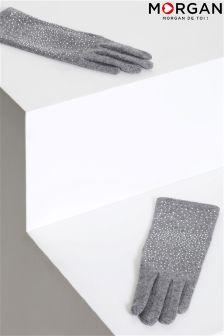 Morgan Embellished Gloves