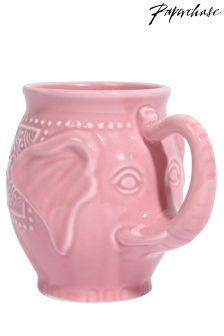 Paperchase Ceramic Elephant Mug