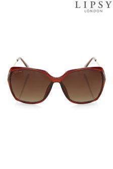 Lipsy Geometric Glam Sunglasses