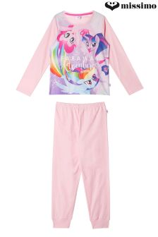 Missimo Girls 'my Little Pony The Movie' Pj Set
