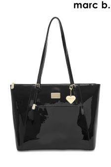Marc B Classic Shopper Tote Bag