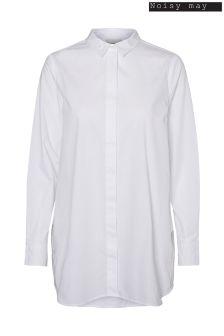 قميص طويل من Noisy May