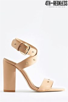 4th & Reckless Wrap Around Heeled Sandals