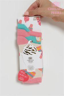 Chelsea Peers Socks Pack Of 3