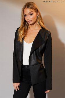 Байкерская куртка Mela London