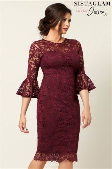 Jessica Wright All Over Lace Bodycon Dress