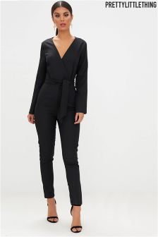 PrettyLittleThing Tailored Jumpsuit